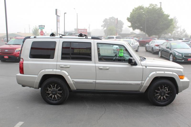 Jeep Commander 2007 price $8,499