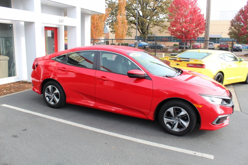 Honda Civic Sedan 2019 price $21,999