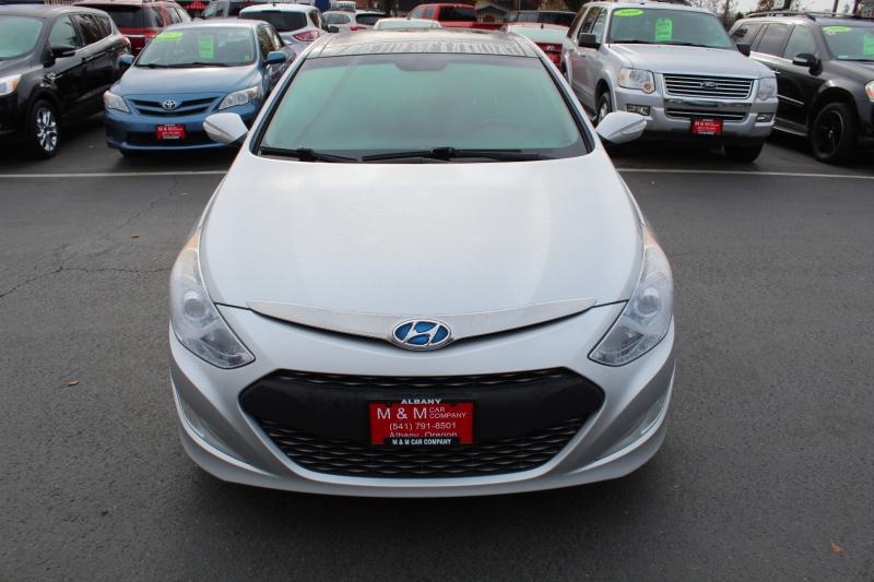 Hyundai Sonata Hybrid 2014 price $11,999