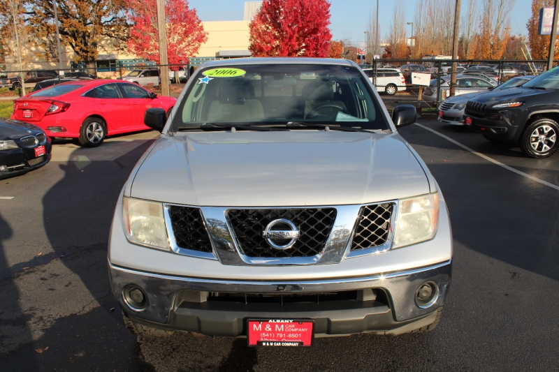 Nissan Frontier 2006 price $7,999