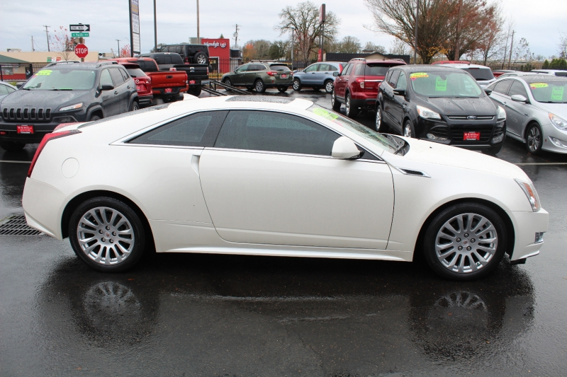Cadillac CTS Coupe 2011 price $15,999