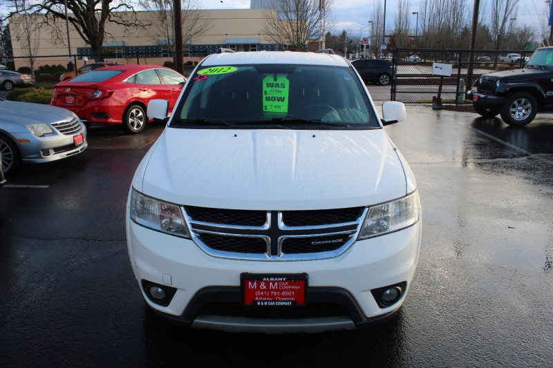 Dodge Journey 2012 price $7,999