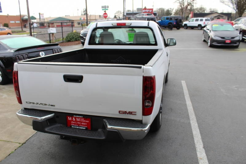 GMC Canyon 2007 price $8,999