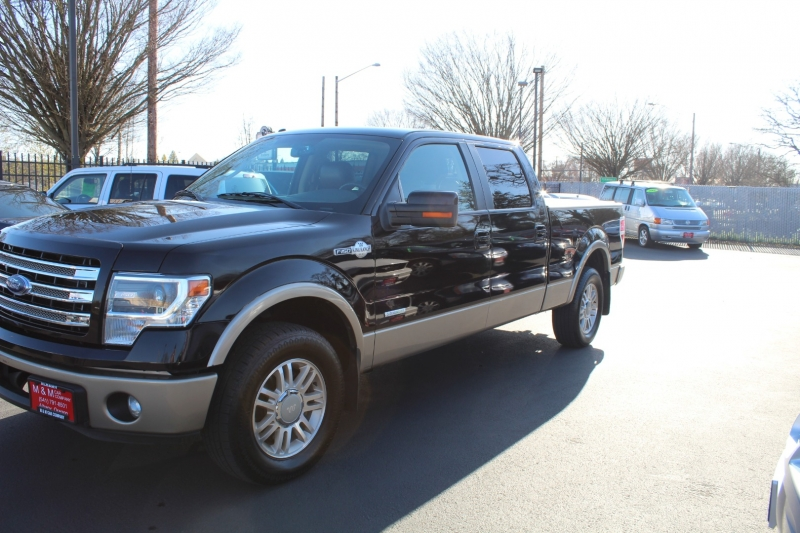 Ford F-150 2013 price $26,999