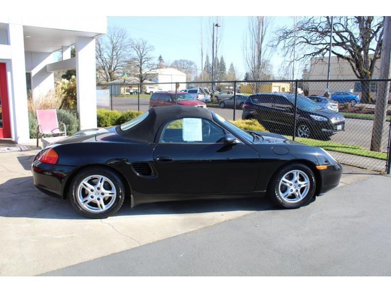 Porsche Boxster 2002 price $14,999