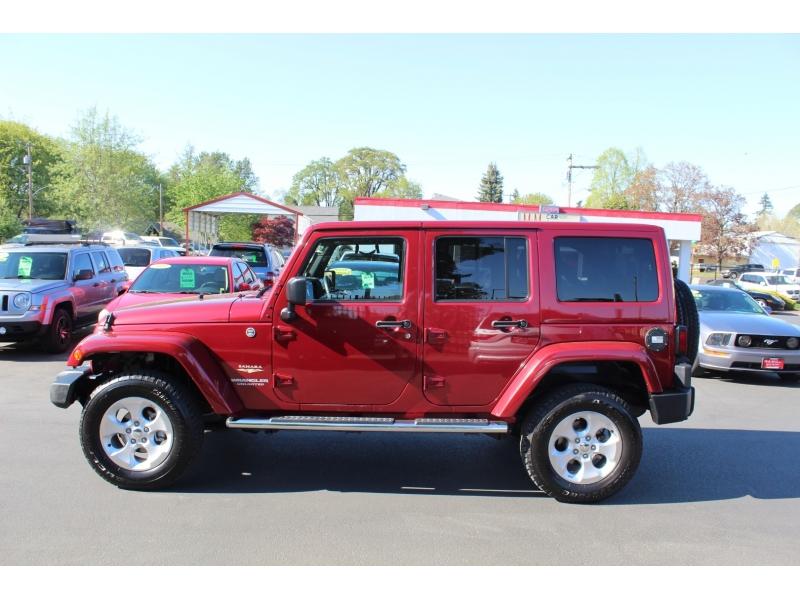 Jeep Wrangler Unlimited 2012 price $24,999