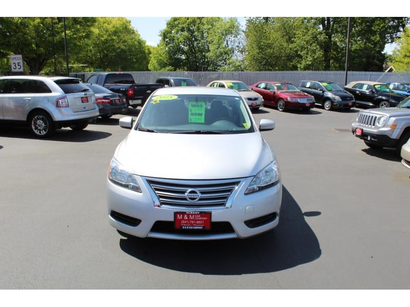 Nissan Sentra 2015 price $10,999