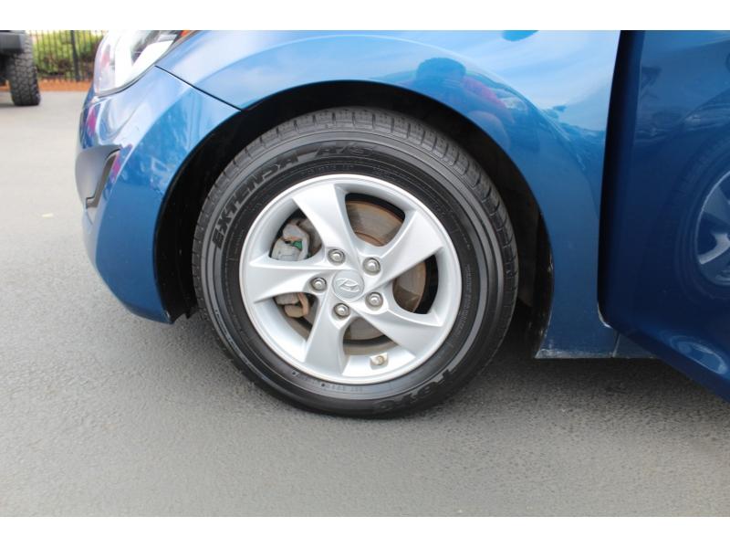 Hyundai Elantra 2014 price $8,999