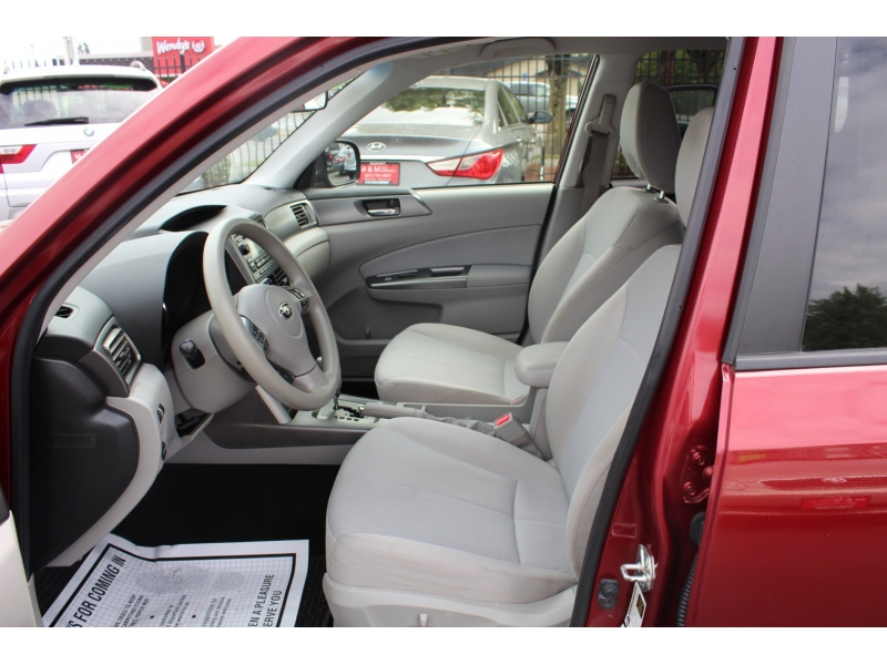 Subaru Forester 2012 price $12,999