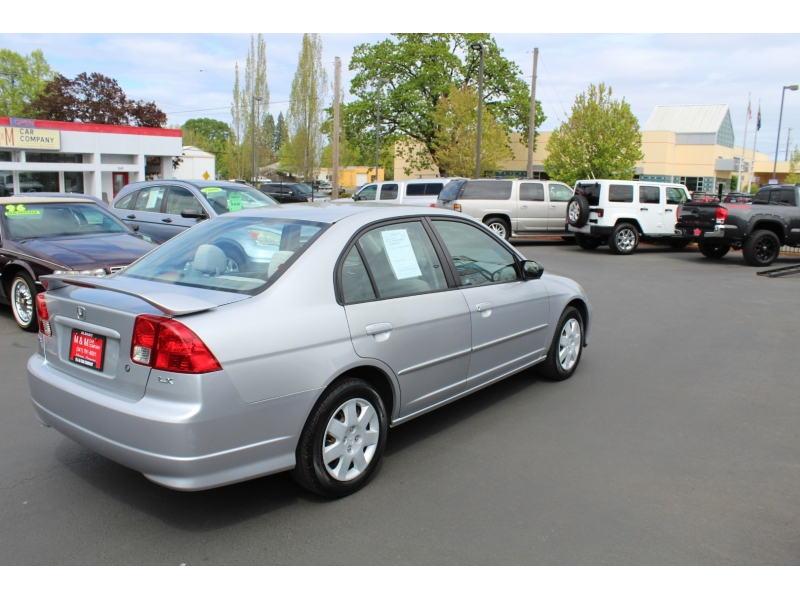 Honda Civic Sdn 2005 price $6,999