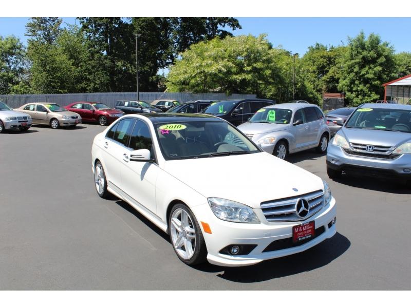 Mercedes-Benz C-Class 2010 price $15,999
