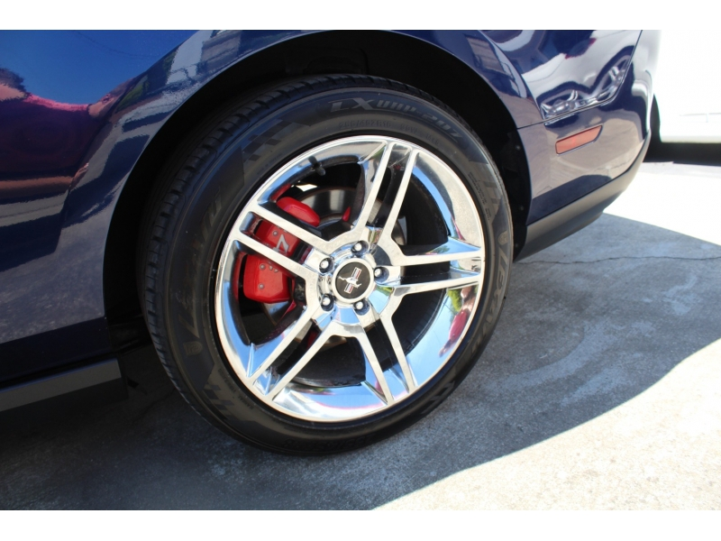 Ford Mustang 2012 price $14,999