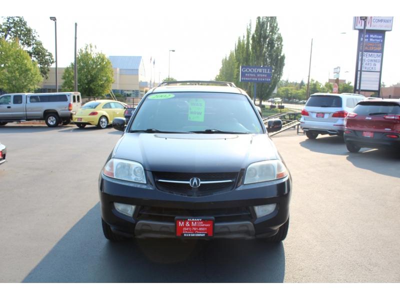 Acura MDX 2002 price $6,499