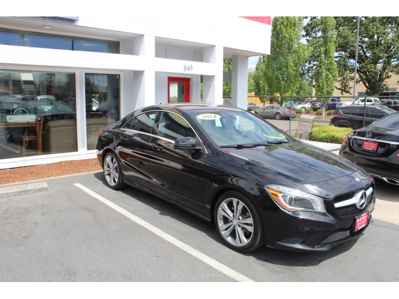Mercedes-Benz CLA-Class 2014 price $19,877