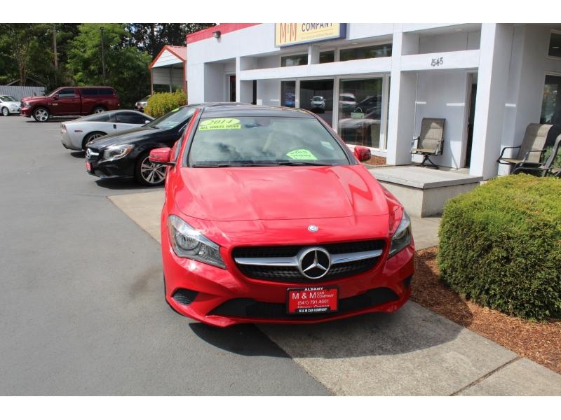Mercedes-Benz CLA-Class 2014 price $26,999