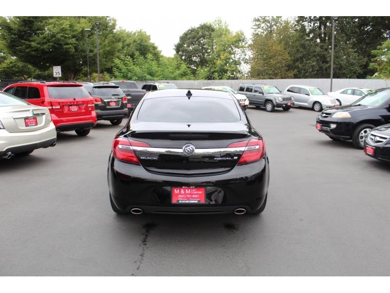 Buick Regal 2017 price $23,999