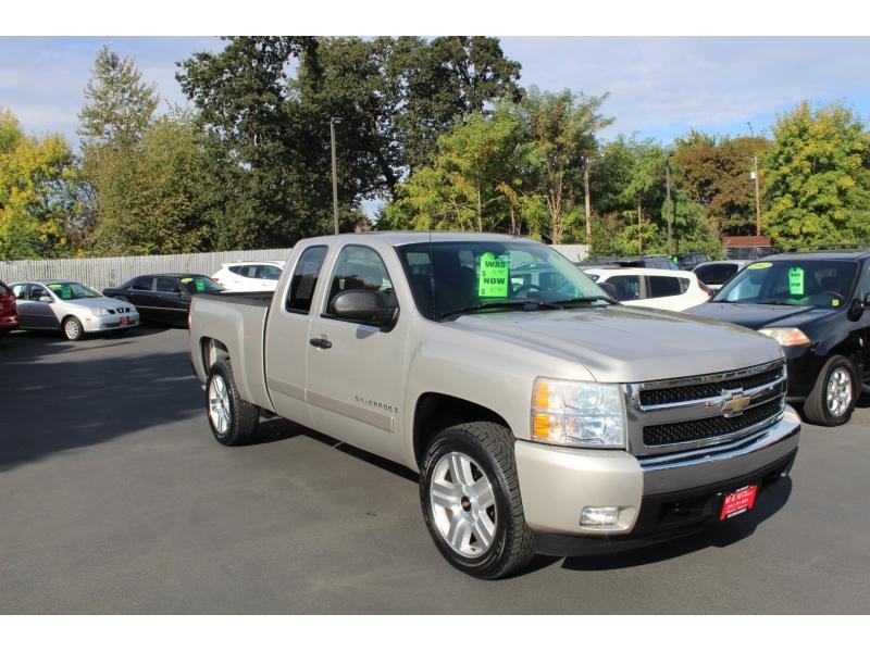 Chevrolet Silverado 1500 2008 price $15,999