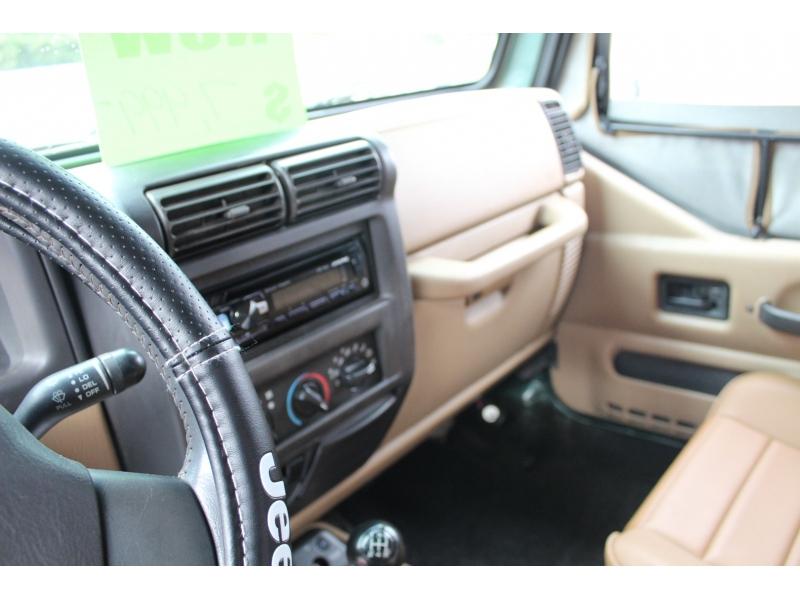 Jeep Wrangler 1999 price $7,999