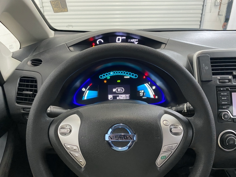 Nissan LEAF 2017 price $13,995