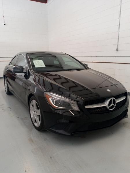 Mercedes-Benz CLA 2016 price $15,995