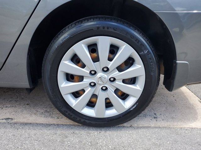 Nissan Sentra 2017 price $10,800