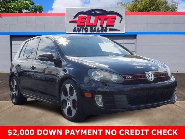 Volkswagen GTI 2012 price $15,500