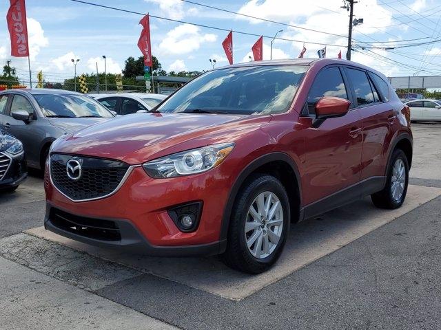 Mazda CX-5 2013 price $9,125