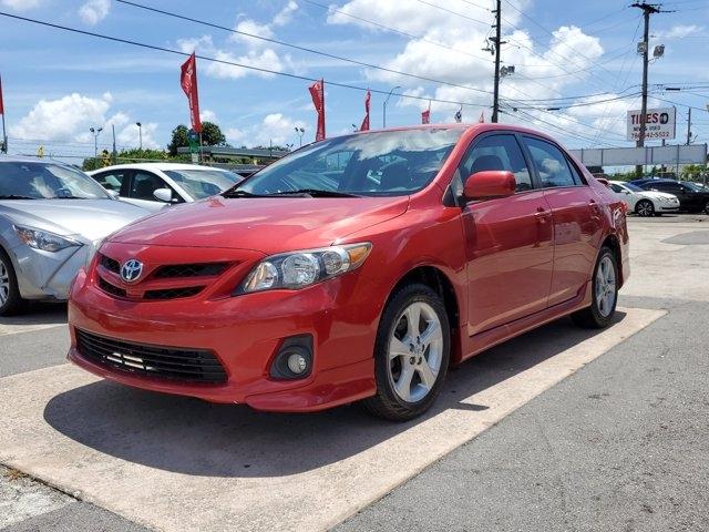 Toyota Corolla 2011 price $8,670