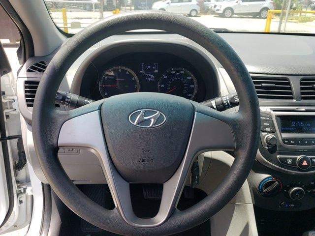 Hyundai Accent 2016 price $6,700