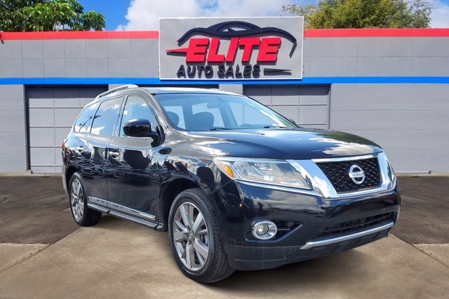 Nissan Pathfinder 2013 price $11,700