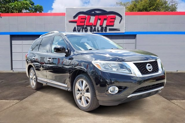 Nissan Pathfinder 2013 price $14,020