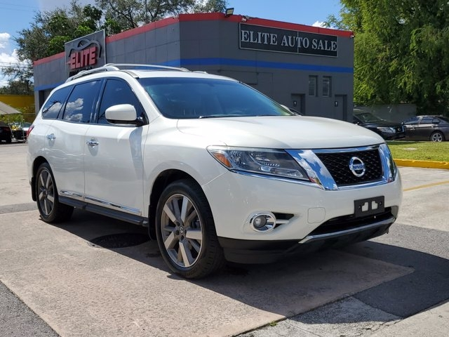Nissan Pathfinder 2014 price $12,925