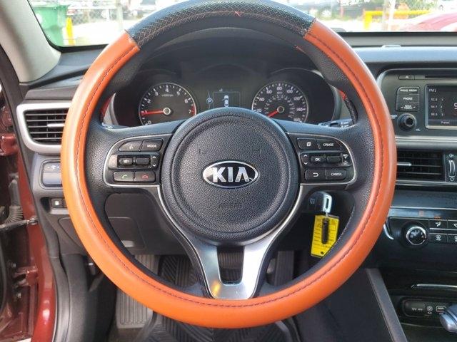 Kia Optima 2017 price