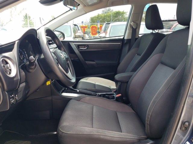 Toyota Corolla 2017 price $12,740