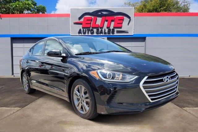 Hyundai Elantra 2017 price $12,295