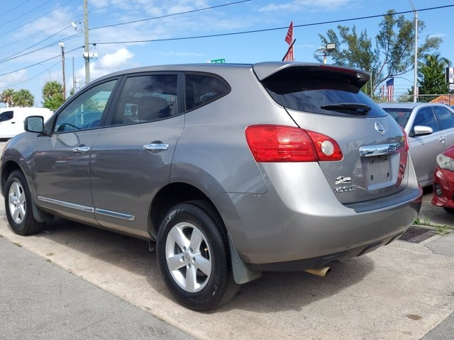 Nissan Rogue 2013 price
