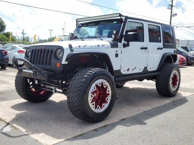 Jeep Wrangler 2012 price $20,900