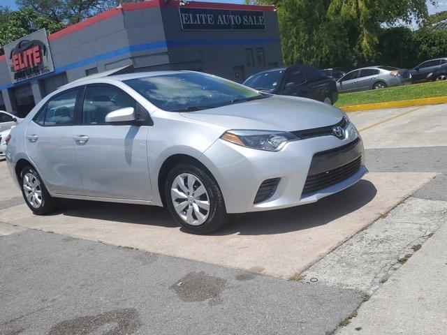 Toyota Corolla 2016 price $12,404