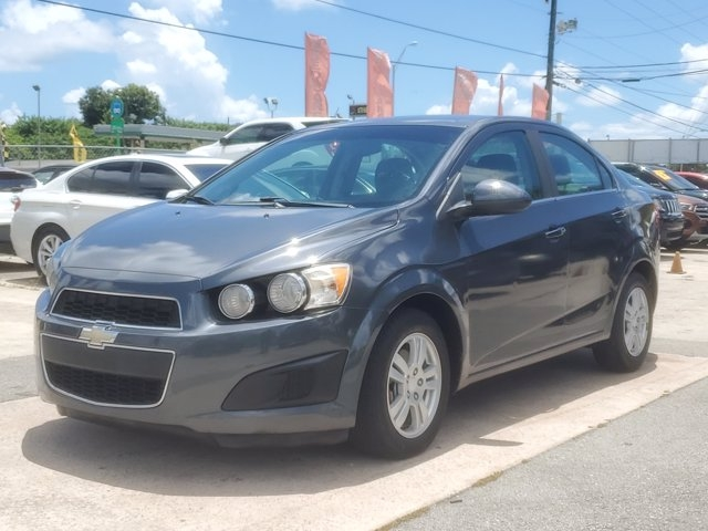 Chevrolet Sonic 2013 price $7,544