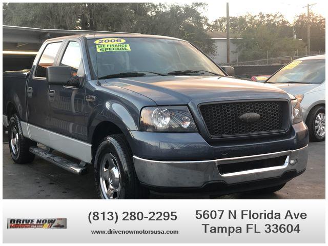 Ford F150 SuperCrew Cab 2006 price $7,495