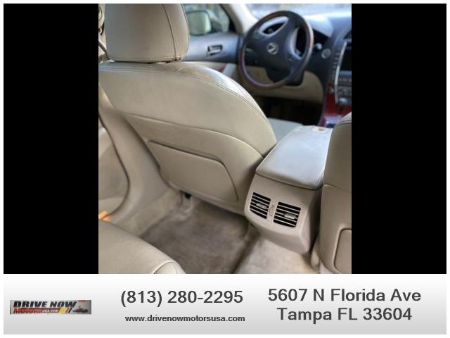 Lexus ES 2009 price $7,995