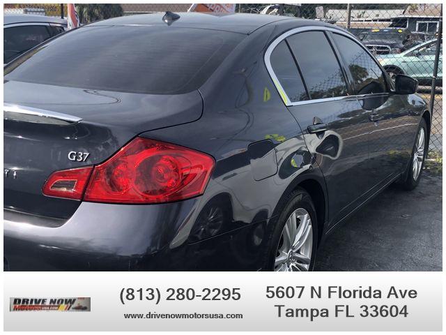 INFINITI G 2010 price $7,495