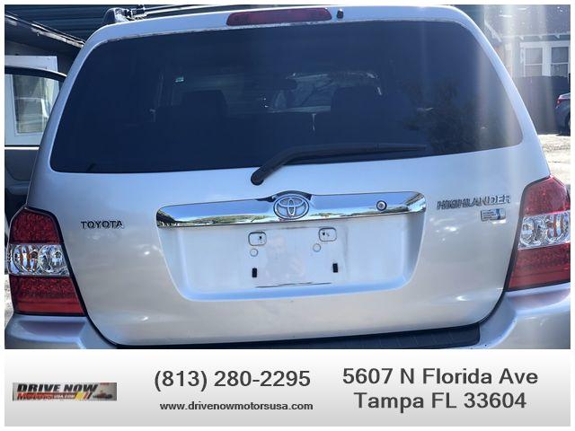Toyota Highlander 2006 price $6,495