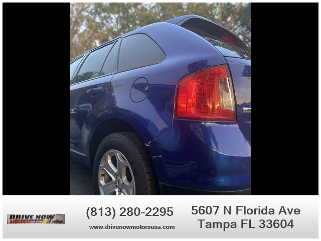 Ford Edge 2013 price $9,900