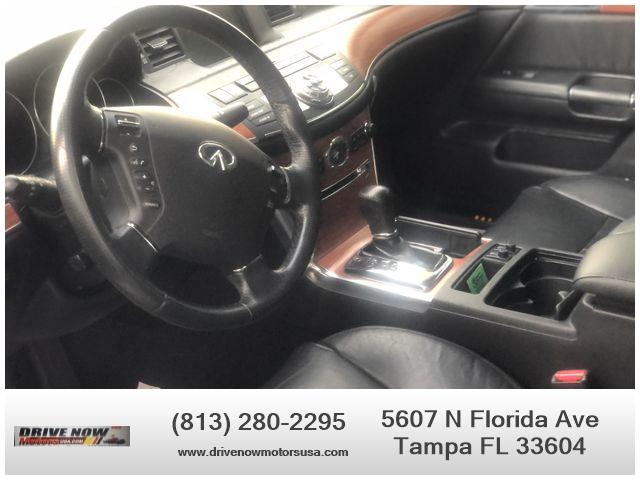 INFINITI M 2007 price $8,495