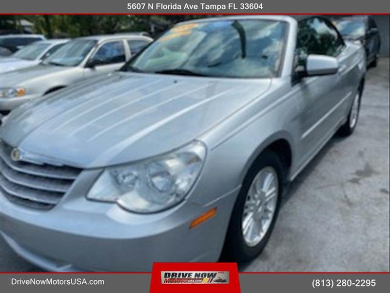 Chrysler Sebring 2008 price $3,595