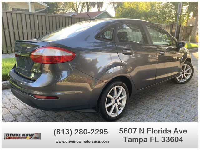 Ford Fiesta 2016 price $8,495
