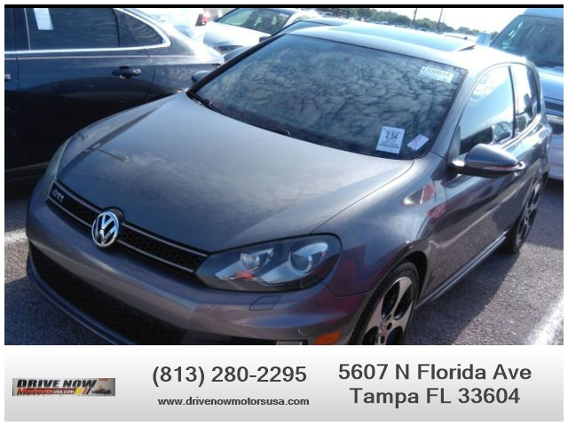 Volkswagen GTI 2010 price $11,995