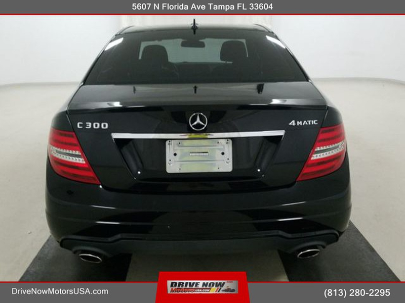 Mercedes-Benz C-Class 2014 price $16,955
