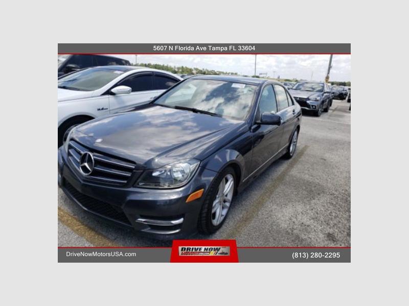 Mercedes-Benz C-Class 2014 price $18,995